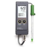 Medidor de pH de Suelo HI 99121