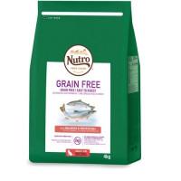 Nutro Grain Free Gato Adult Salmón 1,4Kg
