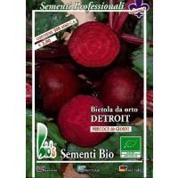 Remolacha Detroit Eco 500 Gr - Semillas Ecológicas
