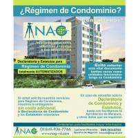 Régimen Constitución de Condominio Automatizado
