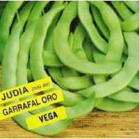 Semillas Judia Garrafal Oro Vega 250Gr (Mata Alta)