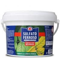 Sulfato Ferroso Impex 1,5 Kg