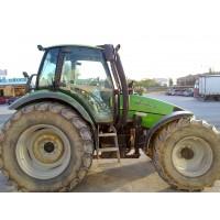 Tractor Deut y Aperos
