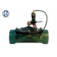 Valvula 11/2 Hidraulica Latch Plastico