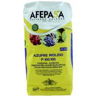 Azufre 98.5% Micronizado DP 500Gr Afepasa