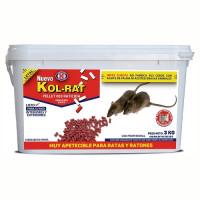 Kol-Rat Pellet, Cubo 3 Kg