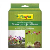 Mezcla Semillas de Flores Jardines con Sustrato Fast Cover Flower - 500 Gr
