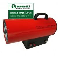 Cañón Calefactor Portátil Gas 50 Kw.