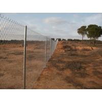 Mallas,postes y Puertas para Vallados