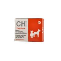 Vitamina K para Perros y Gatos 30 Comprimidos