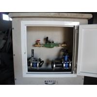 Caseta de Hormigón Desmontable de 100 X 100 X 50 Cm