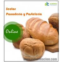 Curso Manipulador Alimentos Online. Sector Panadería y Pastelería. Oficial. Ahora 8€