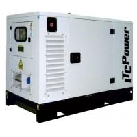 Grupo Electrogeno Silencioso Monofásico Itcpower Dg9Ksem  ATS 380V