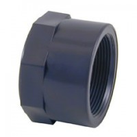 Tapón PVC Rosca Hembra 1.1/4'' PN10