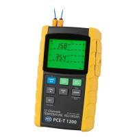 Termómetro Registrador de Temperatura Pce-T 1