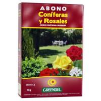 Abono Granulado Coniferas y Rosales. 1 Kg