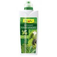 Abono Liquido Plantas Verdes 1L Flower