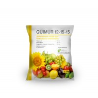 Abono Mineral Soluble Quimur Sarabia 12-15-15 (30G)