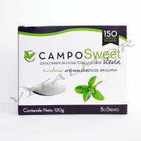 Extracto de Stevia en Sobres Monodosis (150 Sobres de 0,8 Gr. C/u)