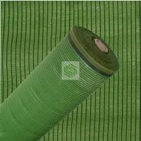 Malla de Sombreo 80-85% Ocultacion 1 MT  Verde Rollo de 100Mt