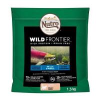 Nutro WILD Frontier Gatitos Salmón y Pescado