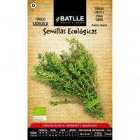 Tomillo. Semillas Ecológicas 0,18 Gr