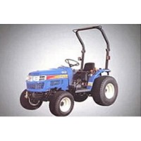 Tractor Isaki-Agria Th4335