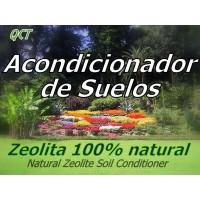 Zeonat Acondicionador de Suelos - Natural  Zeolite Soil Conditioner