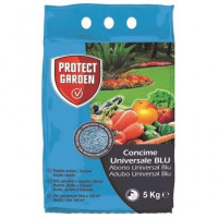 Abono Universal Blu Protect Garden Fertilizante Granulado de Acción Rápida - 5 Kg