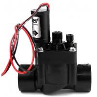 """Electroválvula Hunter PGV 9V 1"""" con Regulador de Caudal"""
