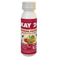 KAY 24 Insecticida para Plantas y Cultivos 8 Cc