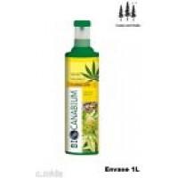 Abono Orgánico Floración Biocanabium 1L con Algas Marinas y Aminoácidos Naturales