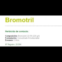 Bromotril, Herbicida Sipcam Iberia