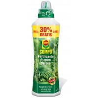 Fertilizante Plantas Verdes 1300 Ml