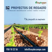 Riego - Proyectos de Regadío