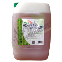 Roundup Ultra PLUS Herbicida Sistémico No Selectivo Monsanto, 20 L