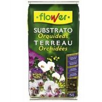 Sustrato Pack Orquideas 5L Flower