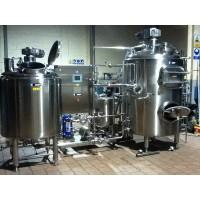 Microcervecerias NART para Cerveza Artesanal - Microcervecerías - Sala de Cocción Beer