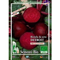 Remolacha Detroit 250 Gr - Semillas Ecológicas