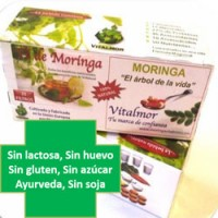 25 Sobres Infusiones de Moringa Vitalmor