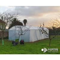 Invernadero Jardín. 3,5m X 10m