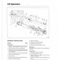 Manuales de Taller de Tractores en Pdf