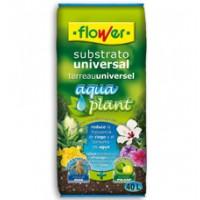 Substrato Universal Aquaplant de Flower