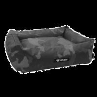 Wooff Cama Cocoon Camo Gris M 70X60X20Cm