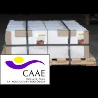 Bioestimulante Ecológico Trama y Azahar B-2, Abono CE. Sin Hormonas. Certificado CAAE.  Palet de 8 Cajas de 12 Botellas X 1 Kg