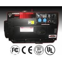 Generador Diesel Insonorizado Retto 7,2Kw Mando Rc