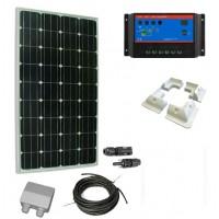 Kit Solar 150W Caravanas y Barcos