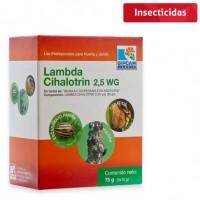 Lambda Cihalotrin 2,5 WG Insecticida de Sipcam