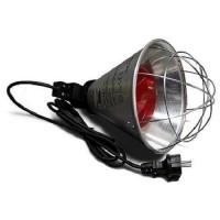 Lámpara con Bombilla Infrarrojos de 175W para