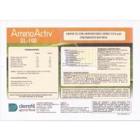 Aminoactiv Sl100, Aminoácidos Deretil
